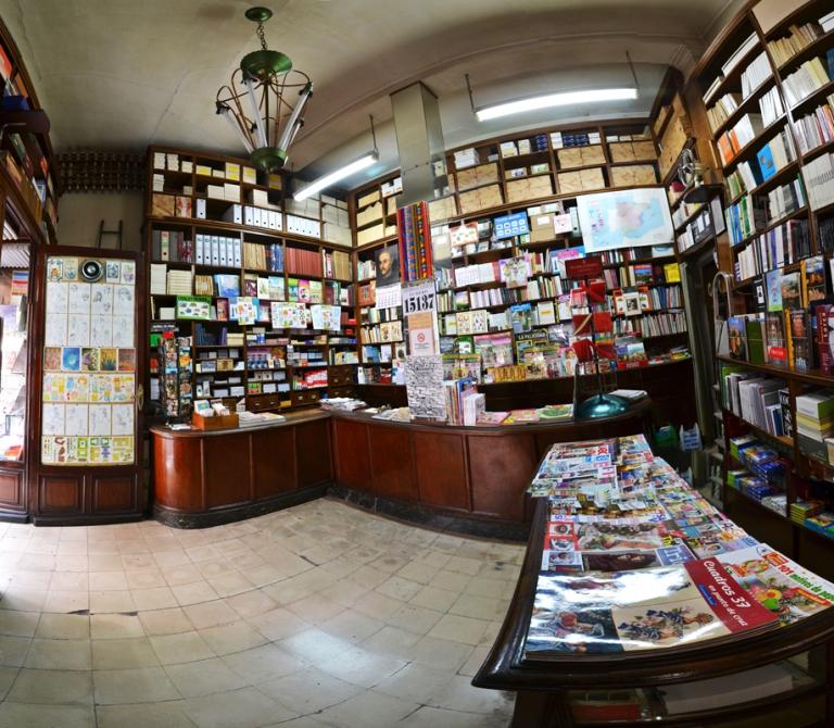 Librería Estudios